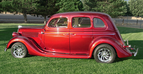 1935 Ford Icon